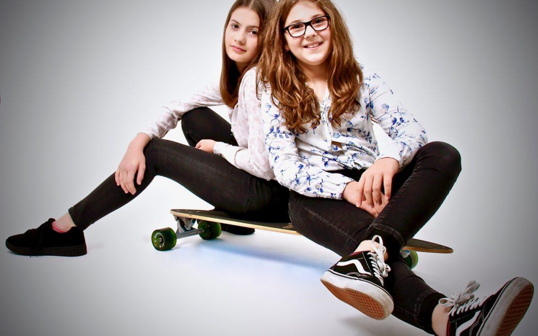 Hannah & Mette